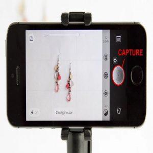cara foto produk jualan dengan kamera hp