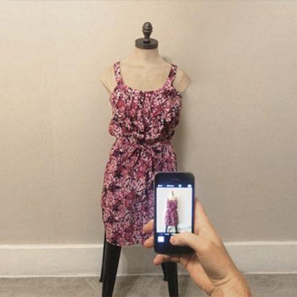 cara foto produk pakaian dengan kamera hp