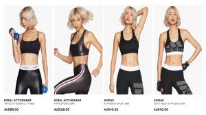 cara foto produk pakaian olahraga