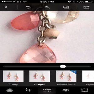 edit foto di aplikasi smartphone