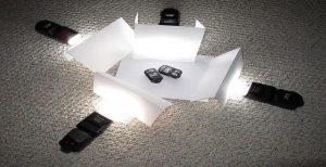 pencahayaan untuk studio mini