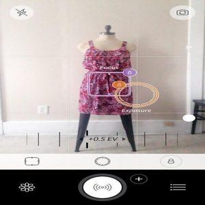 setting kamera hp untuk foto produk
