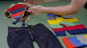 teknik foto produk baju anak